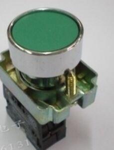 1pcs  NO XB2-BA31 Momentary Green Flush Pushbutton YB