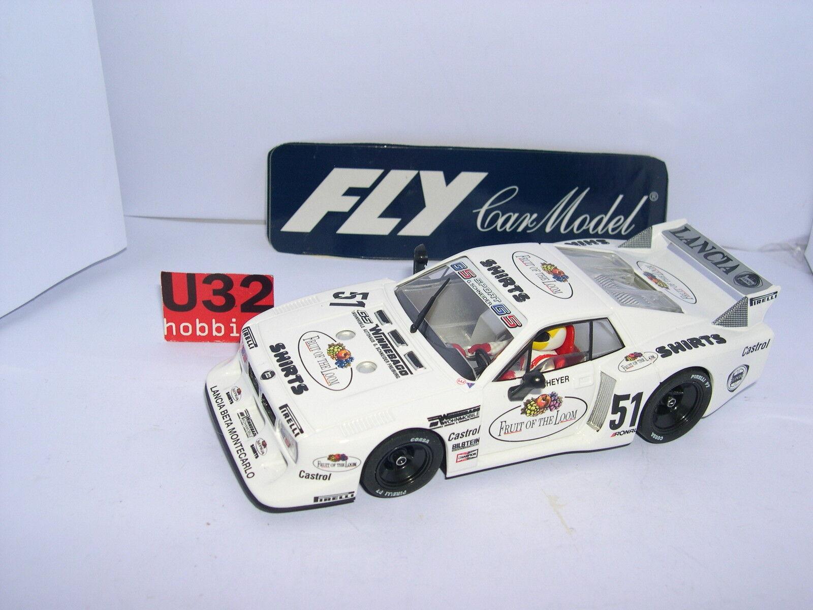 flygaga samling Crin Lancia Beta Montebillo Drm 1980 H. Heyer Mint Lted.Ed.