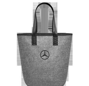 mercedes benz genuine ladies shopping bag new orig. Black Bedroom Furniture Sets. Home Design Ideas