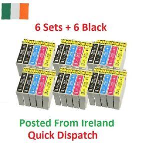 Ink Cartridges for Epson Workforce WF-2510WF WF-2530WF WF-2650DWF WF-2660DWF