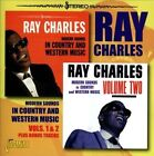 Modern Sounds in Country and Western Music, Vols. 1 & 2 by Ray Charles (CD, Apr-2013, Jasmine Records)