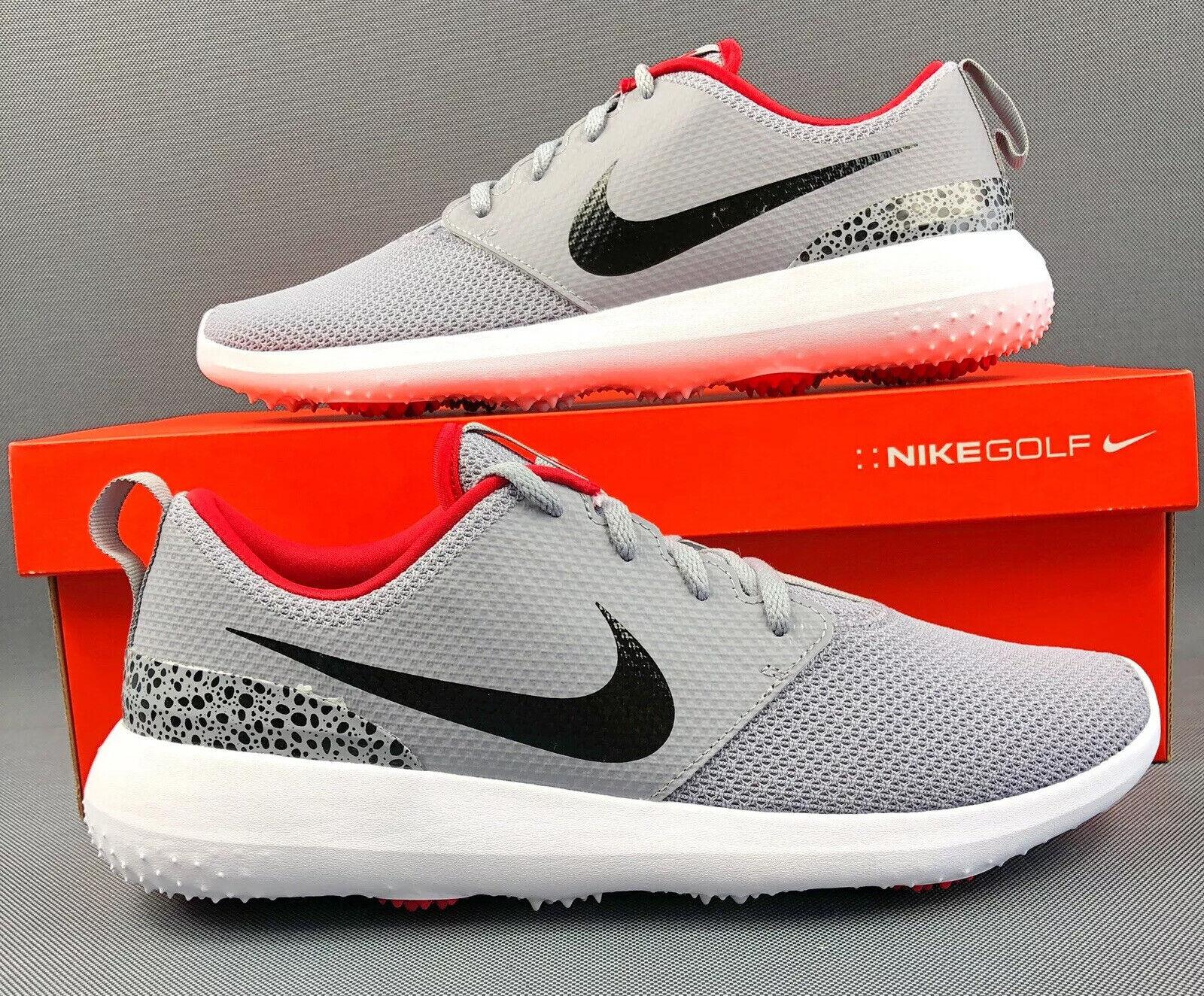 2019 Nike Roshe G Spikeless Golf Shoes Medium 8 5 For Sale Online Ebay