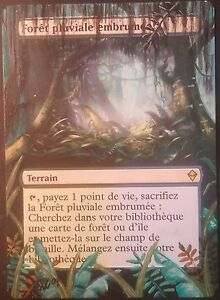 Foret-Pluviale-Embrumee-Alteree-Altered-Misty-Rainforest-Magic-mtg-2