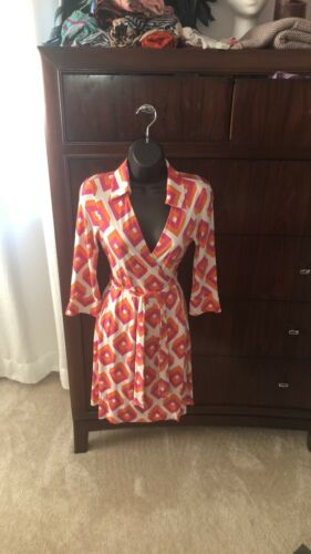 DVF Vintage Wrap Dress
