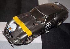 FERRARI 250 GTO TOUR DE FRANCE 1964 AMR NOSTALGIA ONE HAND MADE 1/43 WHITE METAL