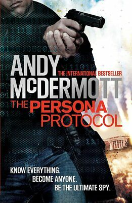 Krimis & Thriller Offen Andy Mcdermott __ The Persona Protocol__brandneu__portofrei Gb