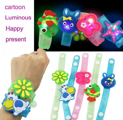 Freundschaftlich Luminous Toys Light Flash Wrist Hand Take Dance Party Dinner Party New Xmas Gift Einen Effekt In Richtung Klare Sicht Erzeugen