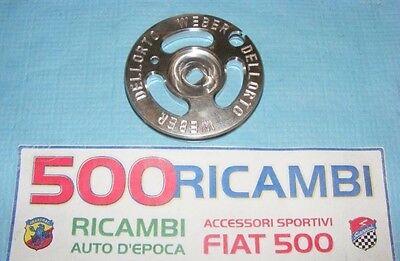 LEVA CIRCOLARE PER CARBURATORE FIAT 500 SCRITTA DELL/'ORTO WEBER