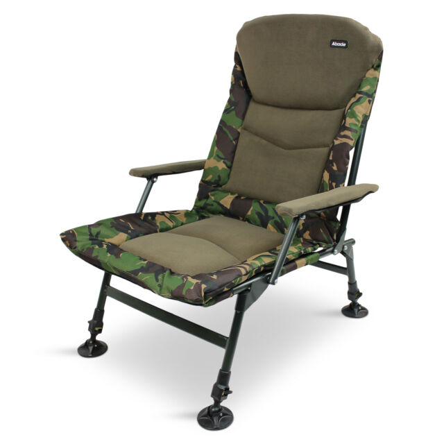 Fabulous Abode Rip Stop Dpm Camo Carp Fishing Camping Fleece Armchair Chair Gmtry Best Dining Table And Chair Ideas Images Gmtryco