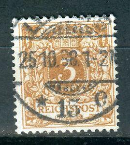 Deutsches-Reich-45c-o-geprueft-Krone-Adler