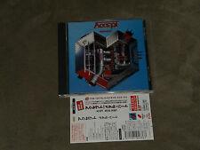 Accept Metal Heart Japan CD
