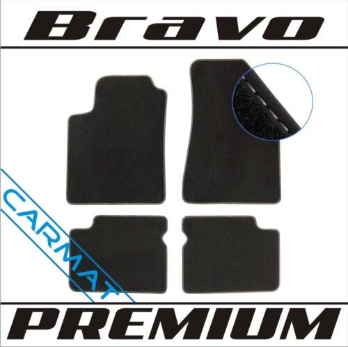 Fiat Bravo II Bj 2007-2014 Premium Fussmatten Autoteppiche