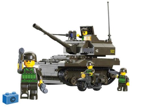 Sluban  Panzer  M38-B9800  Neu /& OVP