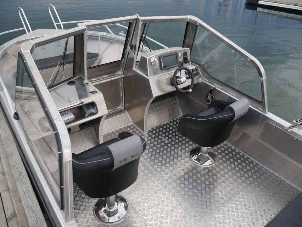 Gemi Boats 630 BR, Motorbåd, årg. 2020