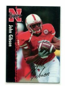 2001 Nebraska Cornhuskers Seniors Football cards -> You ...
