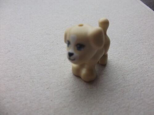 tan Friends puppy minifigure LEGO-14081