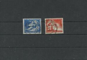 Germany-GDR-vintage-yearset-1950-Mi-273-274-Postmarked-Used-More-Sh-Shop-2