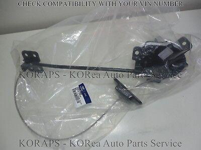 Genuine Hyundai 62800-B8000 Spare Wheel Carrier Assembly