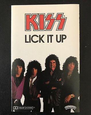 Lick It Up Kiss Tab