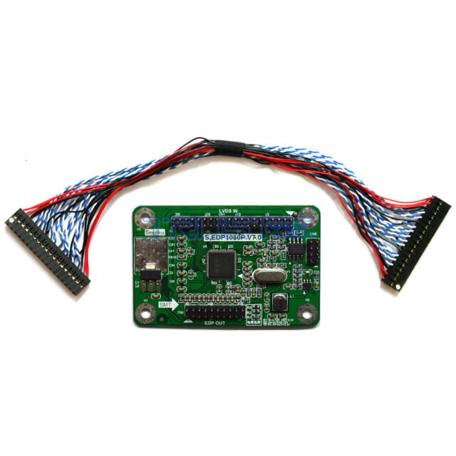 Buy Lvds To Edp Signal Conversion Adapter Board For Diy