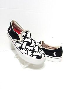 96f06bc932 Image is loading JUICY-COUTURE-Sneakers-Shoes-White-Black-Animal-Printed-