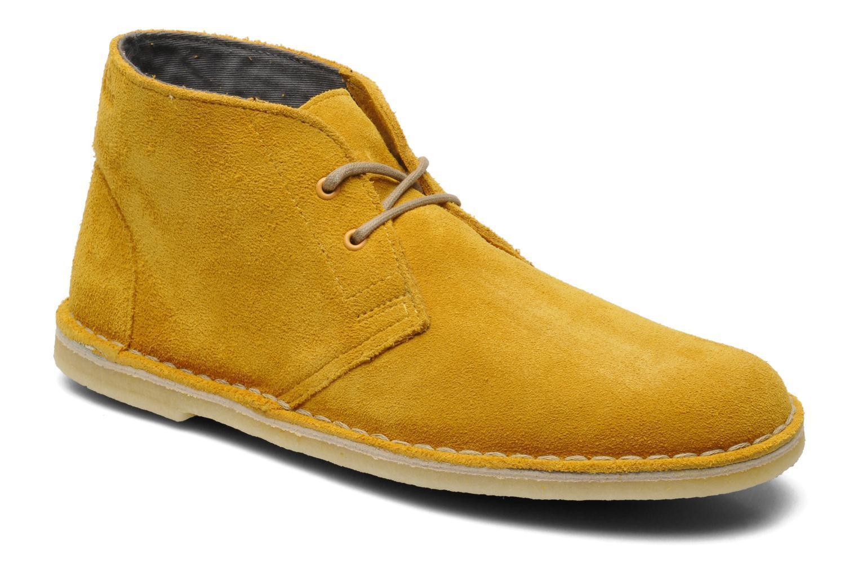 Clarks Original Wüste JINK Stiefel Weizen Veloursleder UK 7.5 F F 7.5 97bdc3