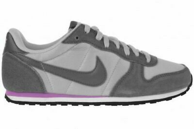 Sombra dedo solo  Nike Women's Genicco Shoes 644451-050 SIZE 5.5 Grey/Olive/Purple/White NEW  | eBay