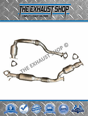 2002 2003 Saturn Vue 3.0L V6 Direct Fit Catalytic Converter With Flex Pipe 53832