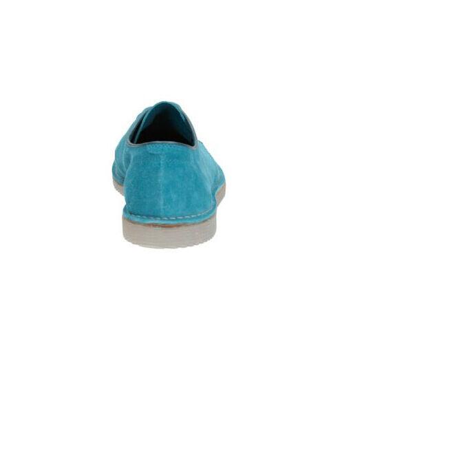 Clarks DARNING Walk Benzina Blu & Lime In Pelle Scamosciata RRP Uomo Lace-Up Scarpe RRP Scamosciata 1372f8