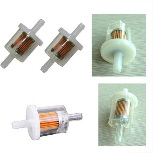 X2 Fuel Filter Fit For BRIGGS/&STRATTON 493629 691035 5065D KAWASAKI 49019-7001