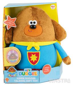 Hey Duggee Talking Plush Soft Toy Large Kids Super Duggee Plush Toy
