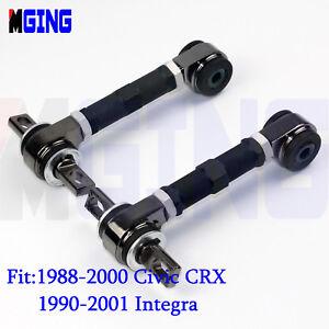Rear-Camber-ARM-Kit-For-88-00-CRX-Civic-90-01-Civic-EG-EK-INTEGRA-BK