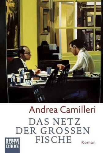1 von 1 - Taschenbuch: Das Netz der großen Fische von Andrea Camilleri