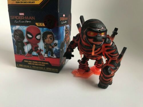 Molten Man 1//36 Rare New Hard To Find Spider-Man Far From Home Mystery Mini