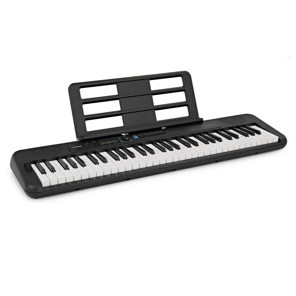 Casio CT S300 Portable Keyboard BK