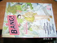BANG ! n°3 Taniguchi Sexe et l'Intime Davodeau Peanuts