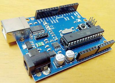 FTDI ttl / Duemilanove ATmega328p (Arduino-compatible), Bootloader Ready!!!