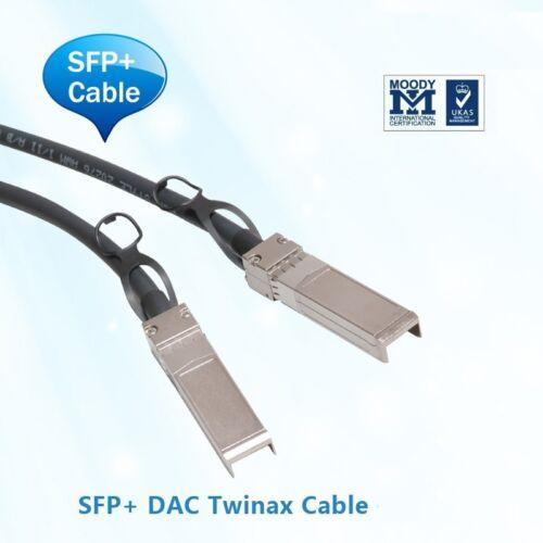 Passive DAC Cable CAB-SFP-SFP-0.5M Arista Compatible 10G SFP