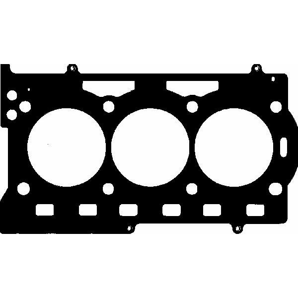 ELRING Dichtung Zylinderkopf 461.831 für VW POLO 6R 6C AMEO 1.2 12V SKODA FABIA