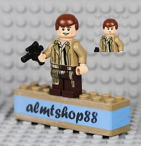 Star Wars NEW Lego Han Solo Endor Pants 75094 Imperial Shuttle Figure Legs