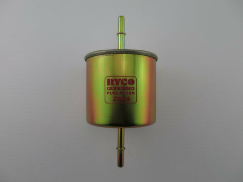 Fuel Filter Inline type Suit Ford F250 Ryco Z534 Genuine Ryco Explorer
