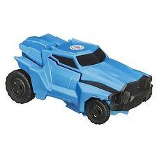 Hasbro un paso Steeljaw guerreros Transformers Robots in Disguise cambio de 1 pasos