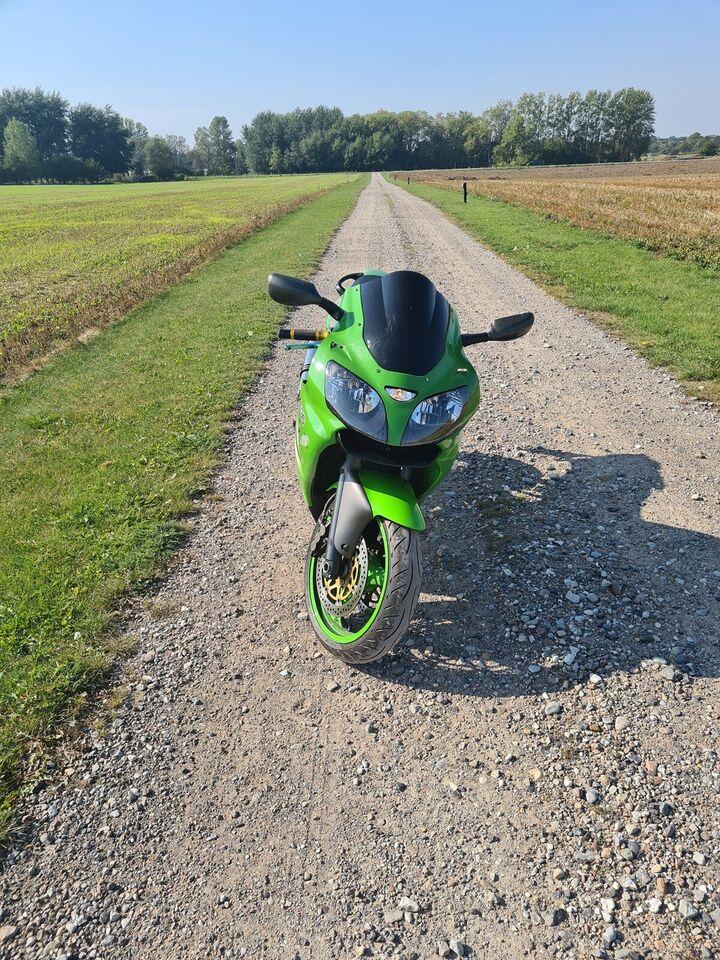 Kawasaki, Zxr 636, 636 ccm
