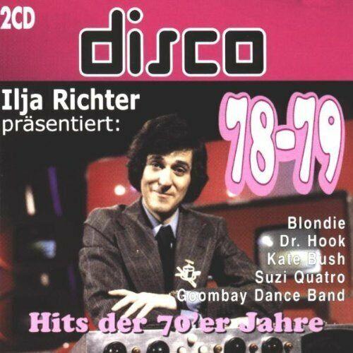 Ilja Richter präsentiert Disco 78/79 | 2 CD | Hamilton Bohannon, Bonnie Tyler...
