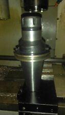 "Techniks ER25 CT50 CNC Collet Holder CAT50 4/"" Length 22303"