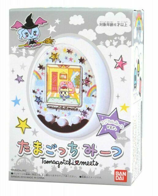 Purple JAPAN OFFICIAL IMPORT F//S BANDAI Tamagotchi Meets Magical Meets ver