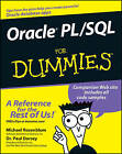 Oracle PL/SQL For Dummies by Paul Dorsey, Michael Rosenblum (Paperback, 2006)