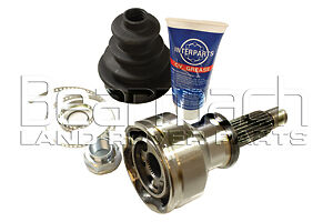 Land Rover Discovery 2 TD5 /& V8 Front CV Joint Boot Kit Bearmach TDR100790R