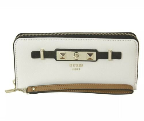 Stone.. Guess Cherie Zip-Around Wristlet