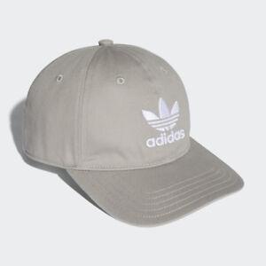 Image is loading Adidas-Originals-Trefoil-Cap-Baseball-Hat-Adjustable-BK7282 - 68155feda25f